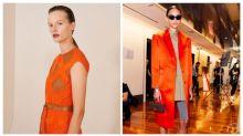 緊貼時尚潮流,橙色將會是爆紅的夏日顏色!