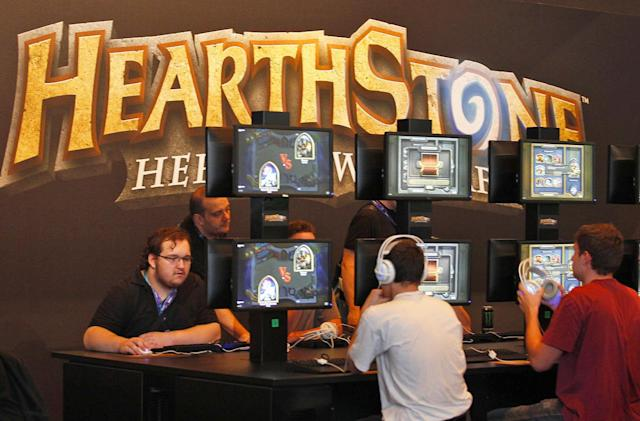 'Hearthstone' update brings drastic changes to the card game