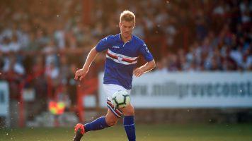 Mercato - Lyon : Joachim Andersen (Sampdoria), une première offre refusée