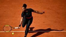 Serena Williams makes post-pregnancy Grand Slam comeback in killer bodysuit