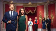 Meghan Markle and Prince Harry's Wax Figures Removed from Madame Tussauds Royal Family Display