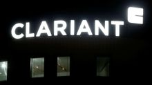 Clariant says happy with ownership, weathering COVID hit