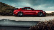 El nuevo Mustang Shelby GT500 es el Ford más poderoso de la historia