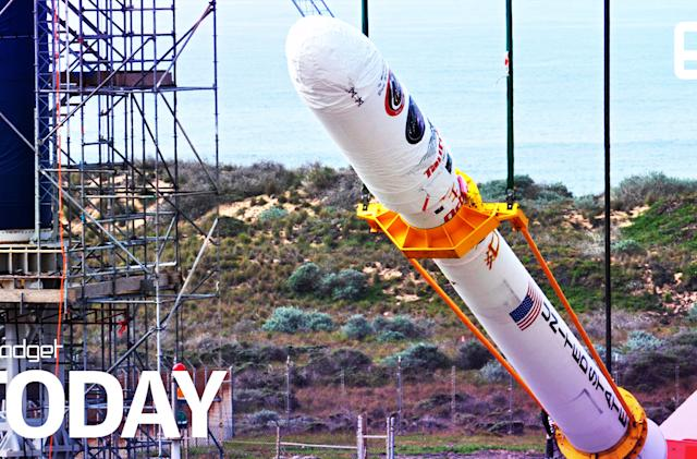 NASA was sold faulty rocket parts for almost 20 years