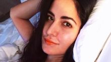 Orange is the new Black! Katrina Kaif shares happy vibes with this pretty picture