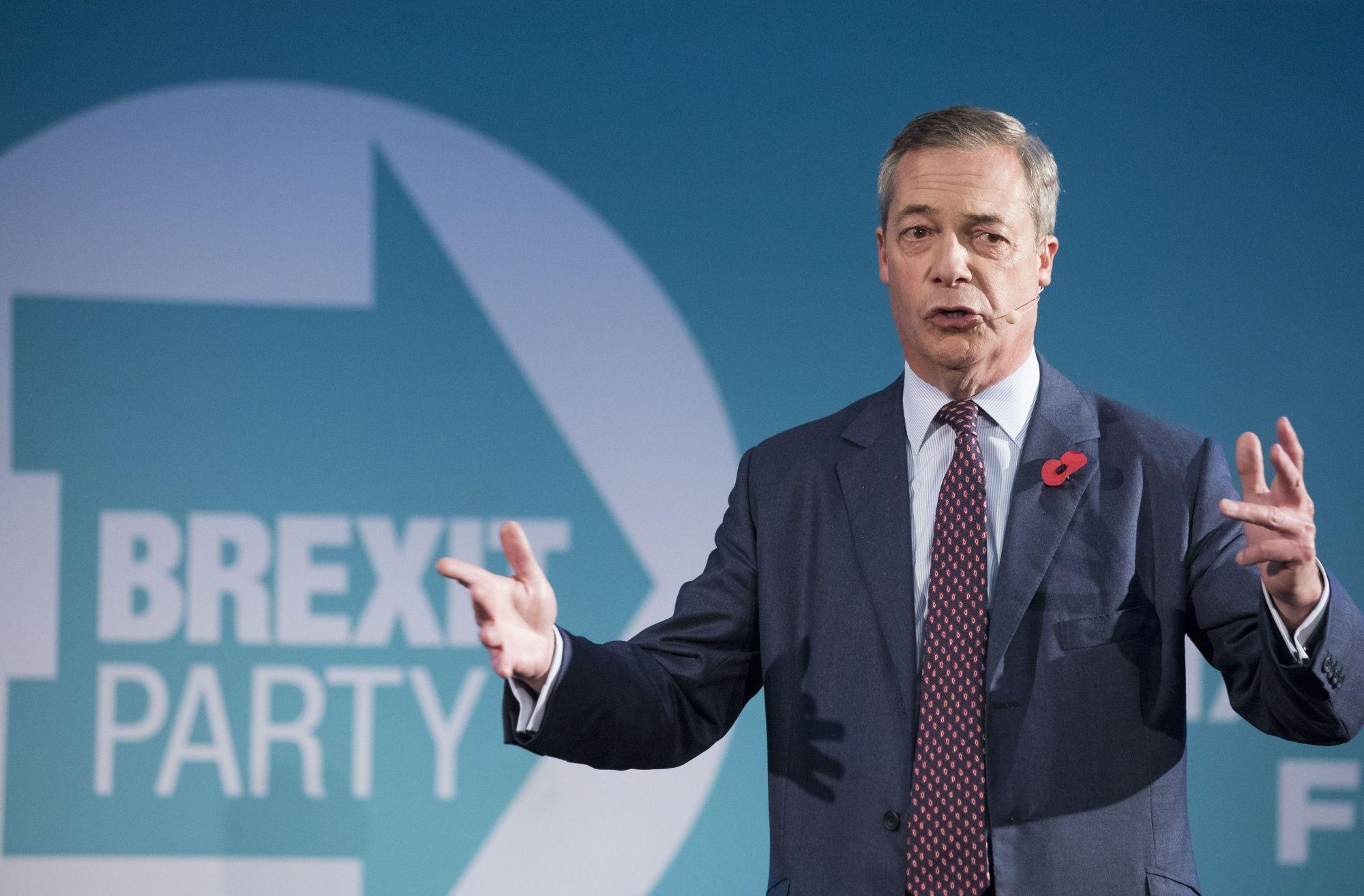 Nigel Farage snubs Tory calls to stand down in Labour marginals