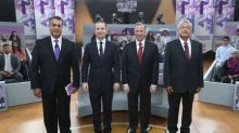 Mexican rivals attack leftist in second debate, Trump hovers over exchanges
