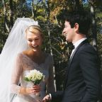 Karlie Kloss's wedding: From the cake, dress & minimoon