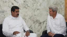 Venezuela's Maduro calls for new era of relations with U.S.