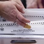 The Latest: Officials to continue tallying Maine election