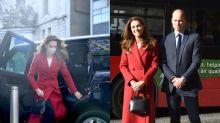 凱特王妃引起熱話的新手袋,原來是出自台灣設計師品牌!
