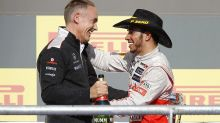 Hamilton hopes Whitmarsh has forgiven him for McLaren exit