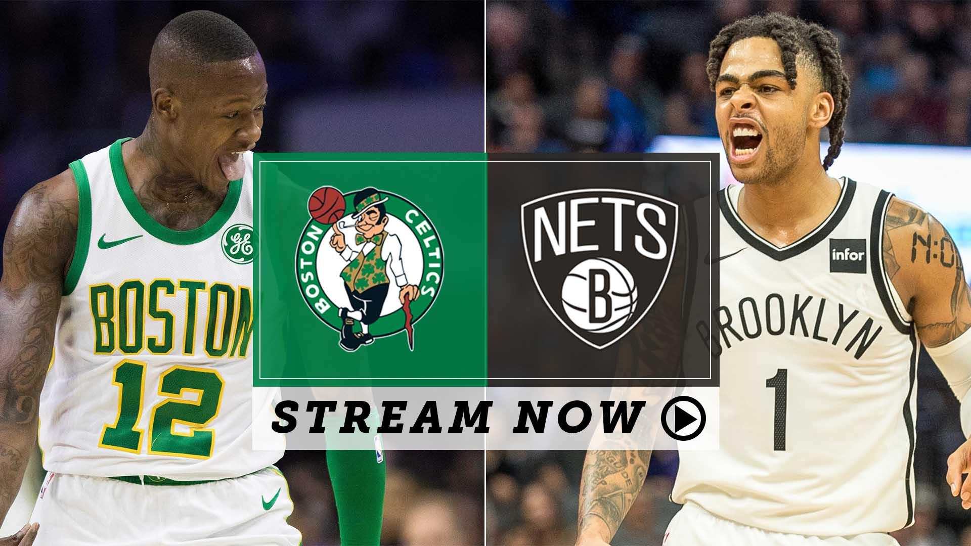 5a46ab50d654 How to watch or stream the Boston Celtics vs. Brooklyn Nets game