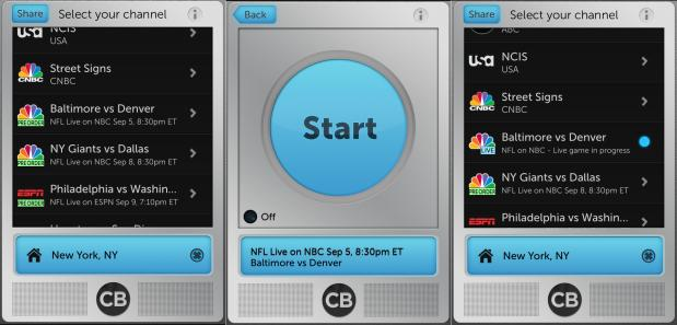 Commercial Break comes to Android, now monitors simultaneous live events