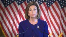 House Speaker Nancy Pelosi announces official impeachment inquiry of Trump