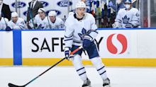 Maple Leafs' Zach Hyman to miss at least 2 weeks with MCL sprain
