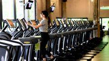 Freizeit: Nach Corona-Lockerung nur wenige Besucher in Fitnessstudios
