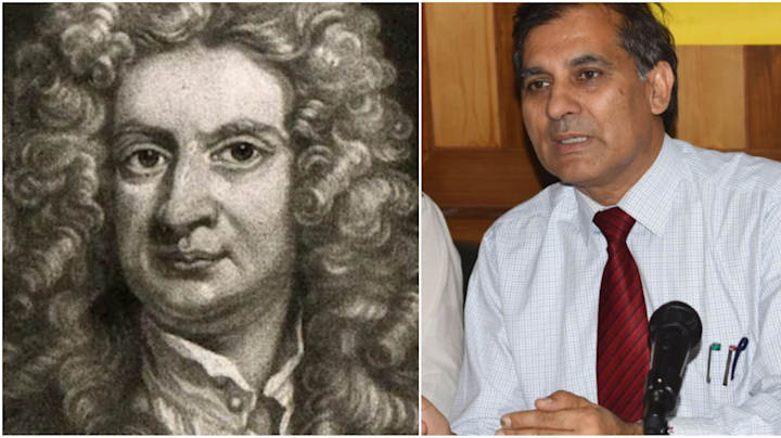 Indian scientist says 335-yr Law of Motion is incomplete