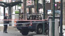 Melbourne attack: Police say knifeman also planned for pick-up truck to explode
