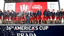 Ainslie ticks off first ambition of America's Cup challenge but warns 'nothing is won yet'