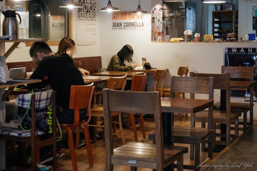 PICA PICA Caf'e 喜鵲咖啡,台北不限時咖啡推薦,台北肉桂捲推薦,台大公館咖啡推薦,台電大樓下午茶咖啡推薦,溫州街咖啡館推薦,泰順街咖啡館推薦