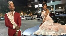 Can You Even Slay Prom in 2017 Without Posing Next to a Car?