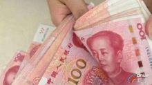中國債納入富時世界國債指數 瑞銀估人民幣匯價可望彈升至6.7元
