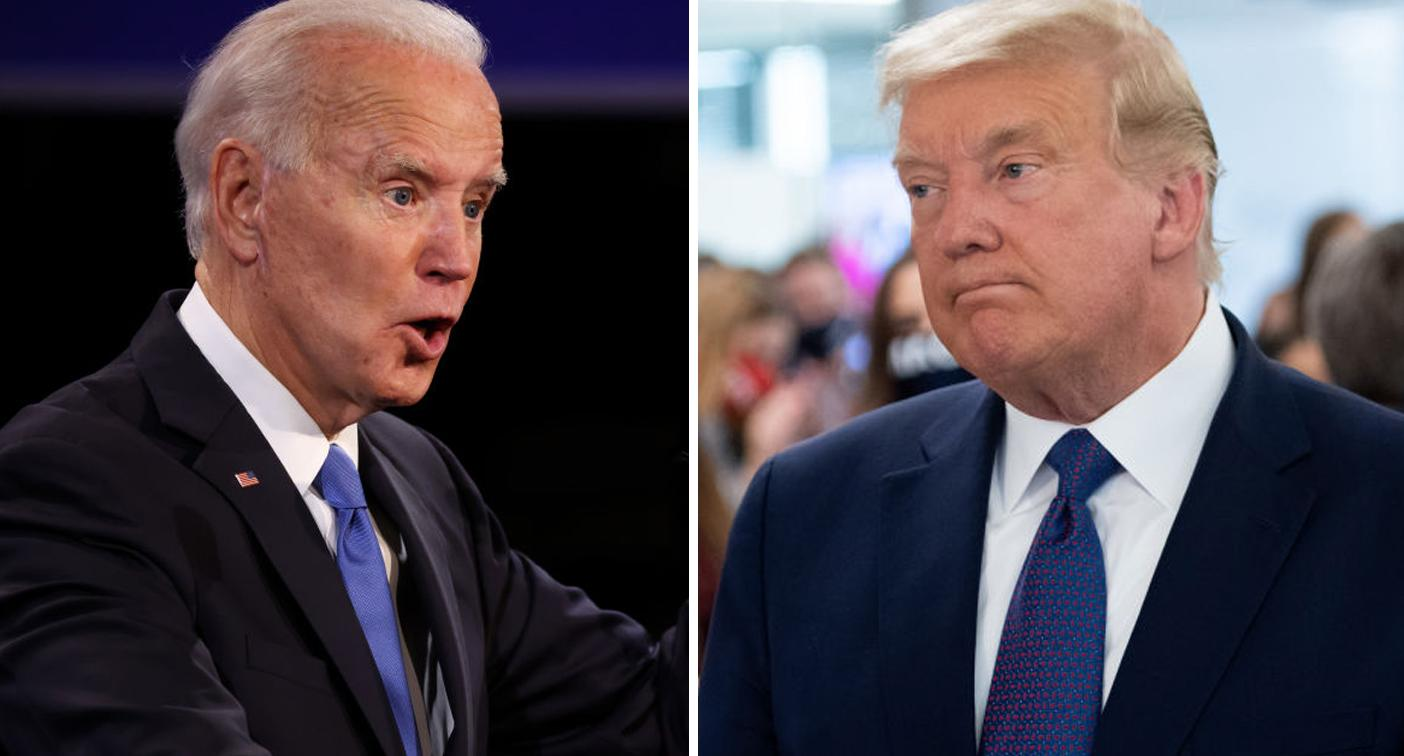 US Election: What happens if Donald Trump and Joe Biden tie?