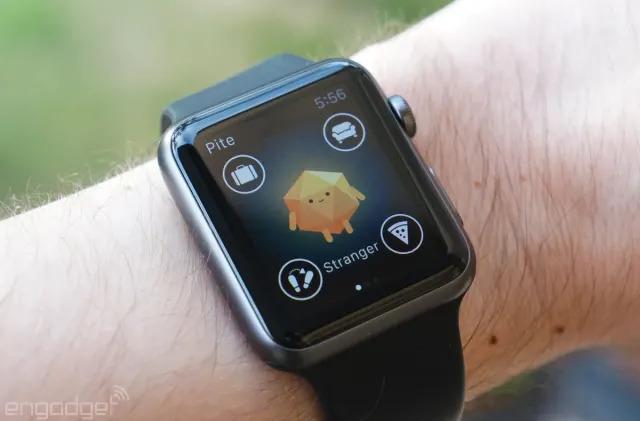 BuzzFeed's Apple Watch app is a needy virtual pet
