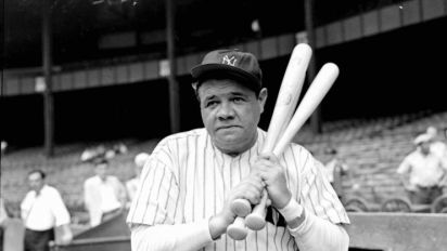 Babe Ruth's first Yankees contract up for auction
