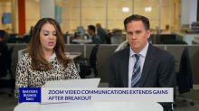Zoom Video Communications Extends Gains After Breakout