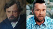 El terrible consejo que Mark Hamill le dio a Arnold Schwarzenegger en sus inicios
