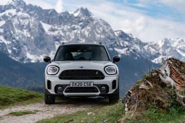 新一代Mini Countryman將在德國生產,並預告將於2023年登場