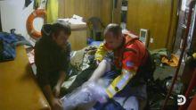 Brutal injury requires Coast Guard medevac on 'Deadliest Catch' season finale