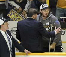 Ryan Johansen on Kesler comments: 'What I said is what I meant'