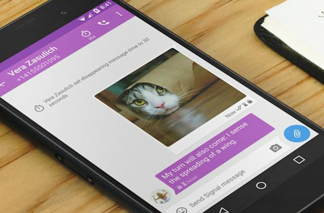 US Senate approves encrypted chat app Signal for staff use