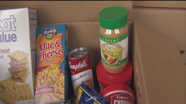 Metropolitan Minitries partners with Feed The Children to provide for needy families