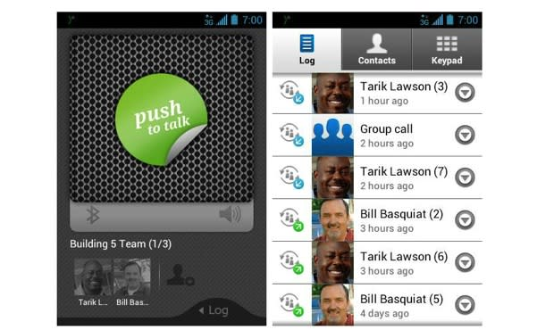 Where you at? Sprint Direct Connect Now brings push-to-talk to select Android devices