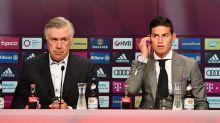 Ancelotti sobre James: De rumor a realidad. ¿Qué cambió?
