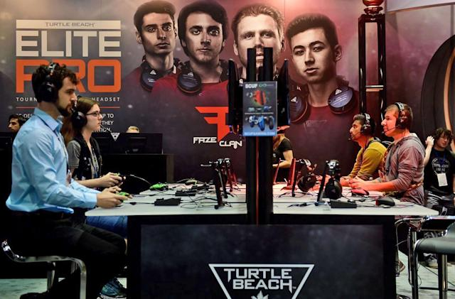 Turtle Beach buys Roccat to create a gaming accessory empire