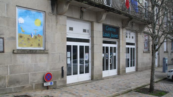"""TEMOIGNAGE. """"Les gens sont très attachés à leur cinéma, car il leur apporte un lien social"""" : vie d'une salle en Corrèze durant la pandémie"""