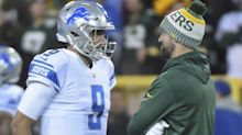 Aaron Rodgers goes out of his way to praise Matthew Stafford