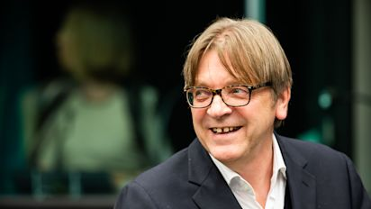 EU citizens will not be deported from Britain after Brexit, says Guy Verhofstadt