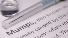 Mumps cases at highest level in a decade as a result of 'anti-vax information', says government