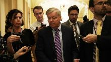 Top Republican Lindsey Graham says he is working with Steve 'Darth Vader' Bannon on Obamacare repeal