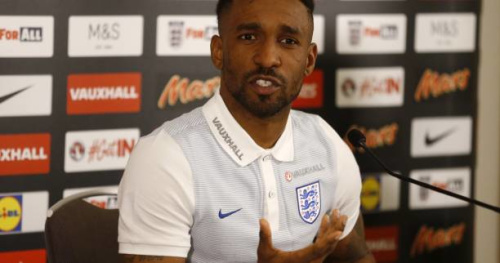 Foot - ANG - Angleterre : Jermain Defoe titulaire contre la Lituanie