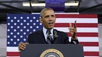 Obama: Washington Took Its Eye Off Economic Ball