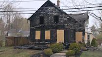 Family's Home Burns Down First Night They Move In