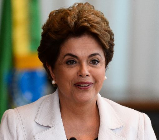 Brazil's Rousseff arrives in Senate for impeachment showdown