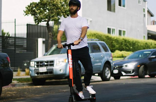 Los Angeles is fighting for e-scooter data